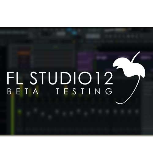 اف ال استودیو 12 Image-Line FL Studio 12 Beta 3