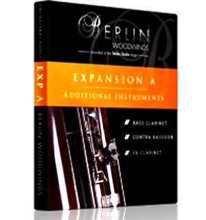 خرید اینترتی اکسپنشن Orchestral Tools Berlin WoodWinds EXPANSIONS A-B