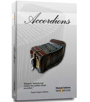 وی اس تی آکاردئون  Best Service Accordions