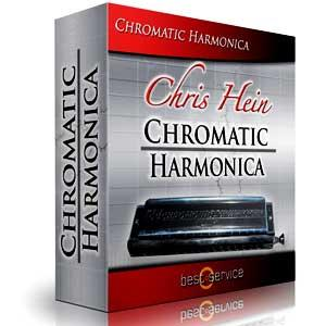 بانک صدایی هارمونیکا Best service Chris Hein Chromatic Harmonica