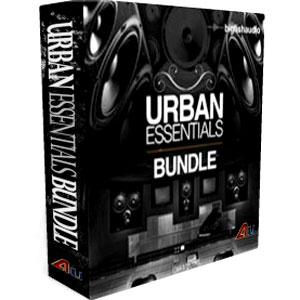 خرید اینترتی Big Fish Audio Urban Essentials Bundle