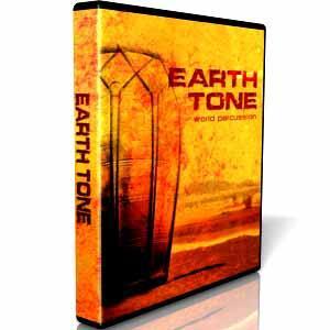 مجموعه لوپهای ریتمیک پرکاشنهای محلیBig Fish Audio - Earth Tone World Percussion