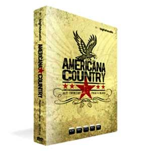 مجموعه بیت گیتار Big Fish Audio Americana Country