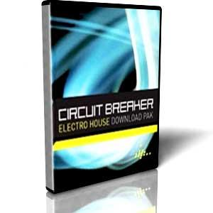 مجموعه قطعات سبک دنس Big Fish Audio Circuit Breaker - Electro House Download Pak