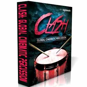 بیت پرکاشن Big Fish Audio Clash: Global Cinematic Percussion