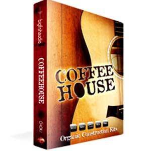 32 قطعه معروف گیتار Big Fish Audio Coffeehouse