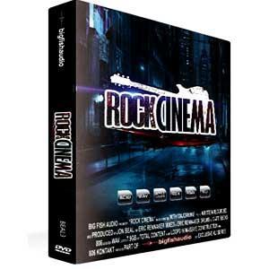 خرید اینترتی لوپهای سبک راک Big Fish Audio Rock Cinema