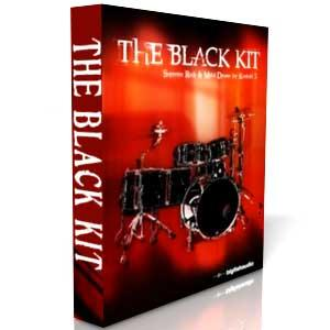 بانک ساز درام Big Fish Audio The Black Kit