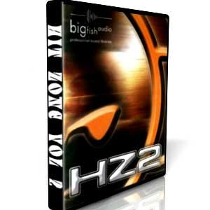 مجموعه بیت Big Fish Audio hit zone vol 2