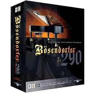 وی اس تی پیانو East West Bosendorfer piano 290