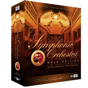 وی اس تی East West Symphonic Orchestra Gold