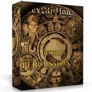 خرید اینترتی وی اس تی پرکاشن Evolution Series World Percussion V2.0