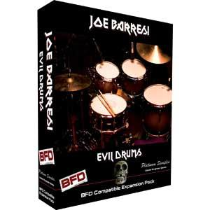 FXPansion BFD Joe Barresi Evil Drums