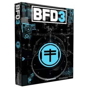 وی اس تی درام FXpansion BFD3 Full Kits Kontakt