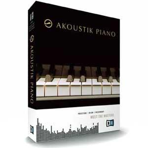 وی اس تی پیانو Native Instruments Akoustik Piano