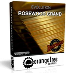 وی اس تی پیانو Orange Tree Samples Evolution Rosewood Grand
