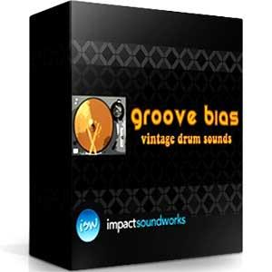 لوپهای درام کیت Impact Soundworks Groove Bias