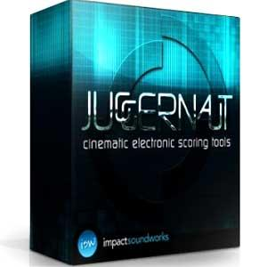 خرید اینترتی سینتی سایزر Impact Soundworks Juggernaut Cinematic Electronic Scoring Tools