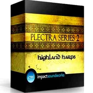 Impact Soundworks Plectra Series 2 Highland Harps