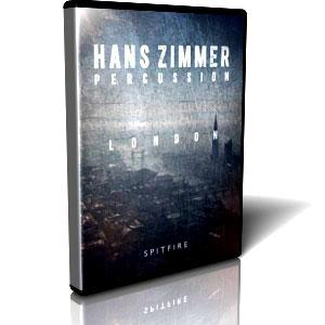 مجموعه های پرکاشن ارکسترال Spitfire Audio HZ01 Hans Zimmer Percussion London Ensembles