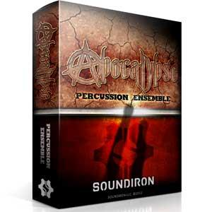 خرید اینترتی وی اس تی Soundiron Apocalypse Percussion Ensemble