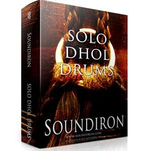 وی اس تی Dhol (دهل)Soundiron Solo Dhol Drum