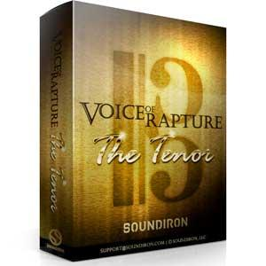 وکال سمپل سوپرانو Soundiron Voice of Rapture The Tenor