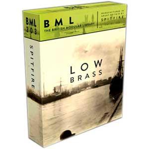مجموعه تخصصی سازهای بادی برنجی Spitfire Audio BML Low Brass