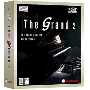 VST  پیانو  Steinberg The Grand 2