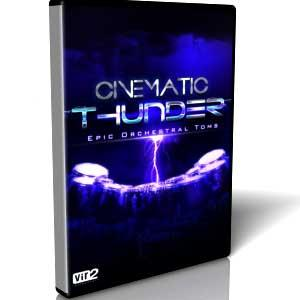 خرید اینترتی وی اس تی پرکاشن Vir2 Instruments Cinematic Thunder Epic Orchestral Toms