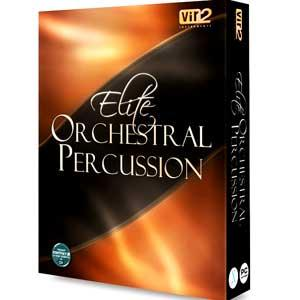 وی اس تی پرکاشن Vir2 Instruments Elite Orchestral Percussion