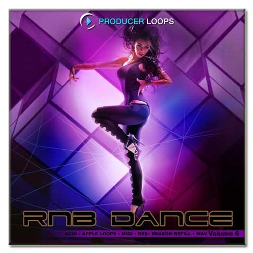 بیت آر اند بی دنس Producer Loops RnB Dance Vol.6
