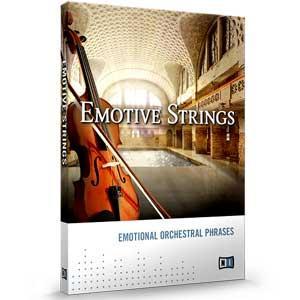 خرید اینترتی وی اس تی آرپژ استرینگز Native Instruments Emotive Strings