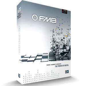 خرید اینترتی وی اس تی سینتی سایزر Native Instruments FM8