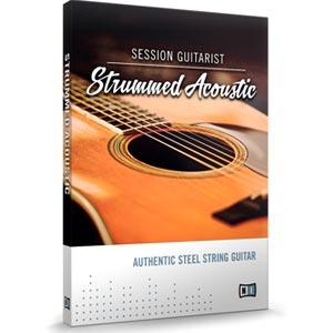 وی اس تی گیتار آکوستیک Native Instruments SESSION GUITARIST STRUMMED ACOUSTIC