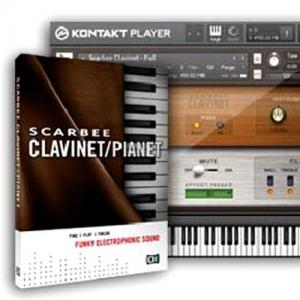 وی اس تی پیانو الکتریک Native Instruments Scarbee Clavinet Pianet