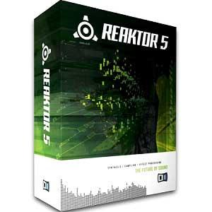 سینتی سایزر Native Instruments Reaktor