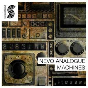 خرید اینترتی سینتی سایزر Samplephonics Nevo Analogue Machines