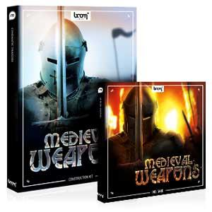افکت صدایی شمشیر BOOM Library MEDIEVAL WEAPONS BUNDLE