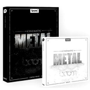 افکت صوتی اجسام فلزی BOOM Library Cinematic Metal Construction