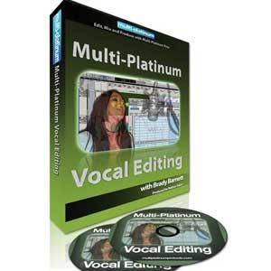 آموزش میکس وکال Multi Platinum Vocal Editing