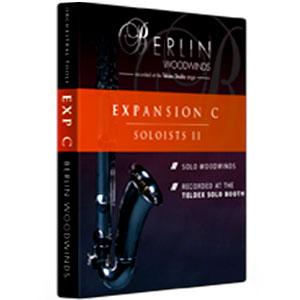 اکسپنشن Orchestral Tools Berlin Woodwinds EXPansion C Soloists II